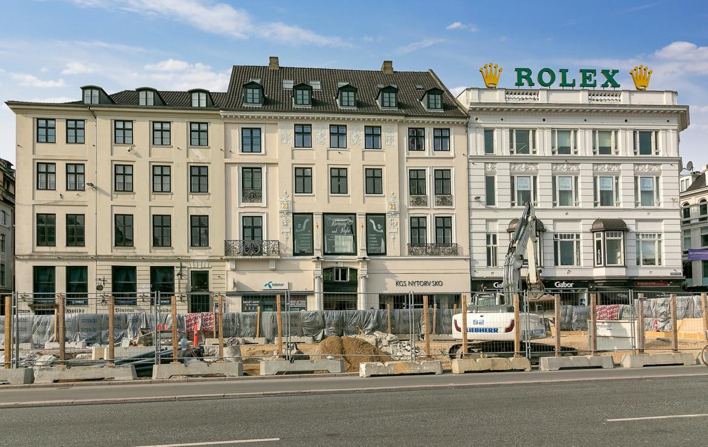 Erhvervslejlighed uden bopælspligt København, Kongens Nytorv